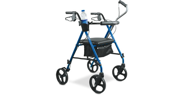 Cane Vs. Rollator: Which One Is The Right Fit For Arthritis Patients?