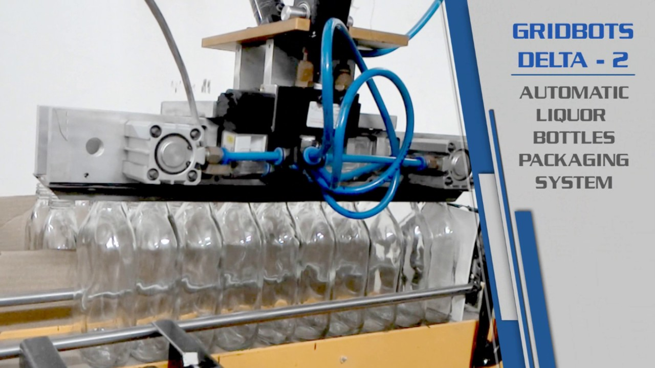 Technology has made case packaging systems to go Robotic!