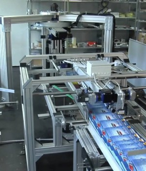 packaging systems to go robotic