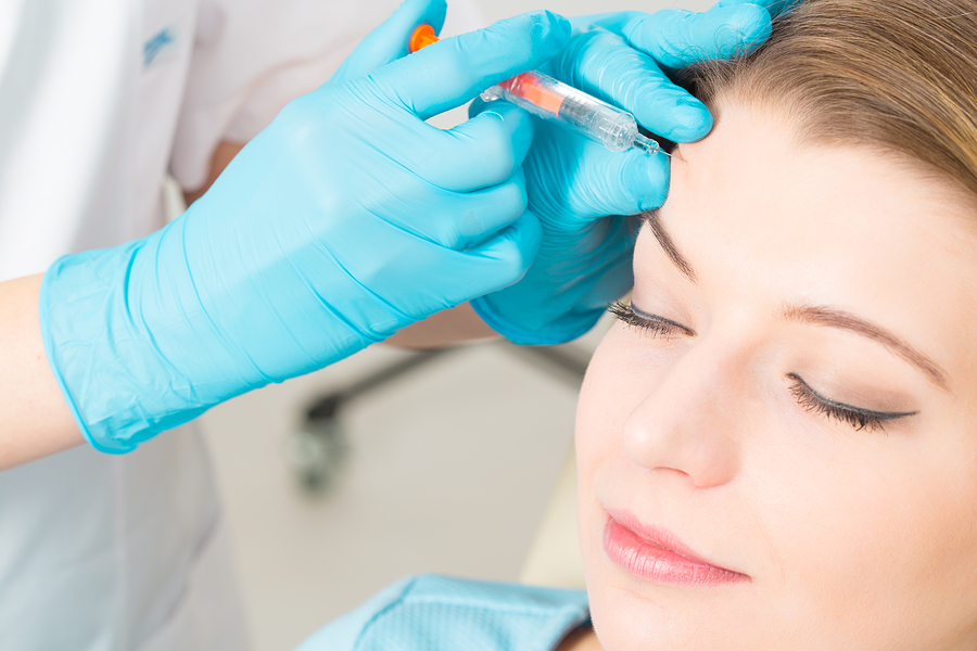 What Areas of the Face Can Botox Be Injected?