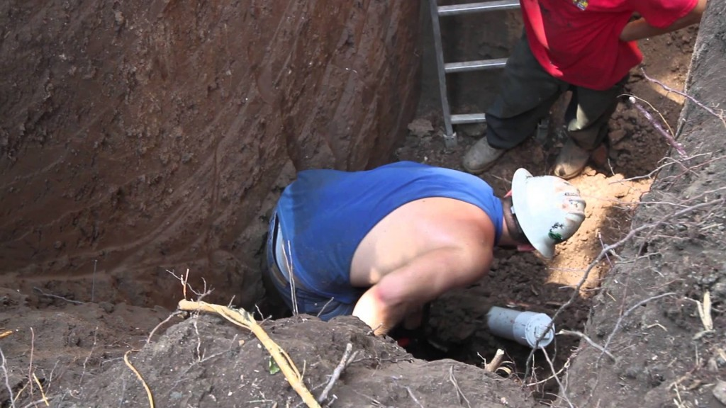 DIY Trenchless Sewer Repair